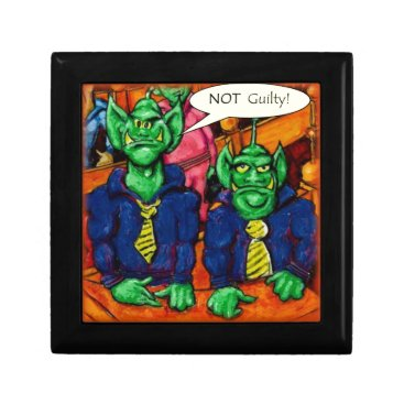 Lawyer Themed Martian Defense Lawyer Gift Box