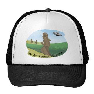 Martian Descendants Trucker Hat