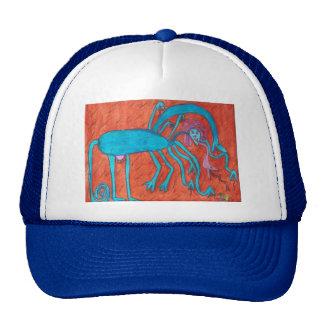 Martian Dog Trucker Hat
