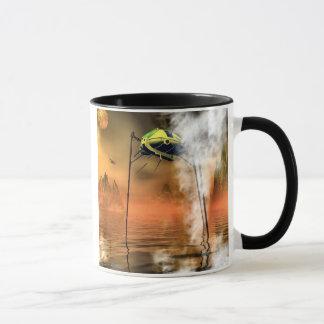Martian Invaders Mug