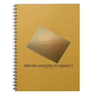 Martian Landscape By Curiosity (Mars Landscape) Notebook