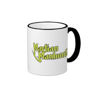 Martian Manhunter Logo Mug