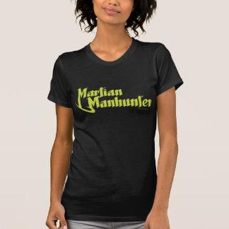 Martian Manhunter Logo T-Shirt