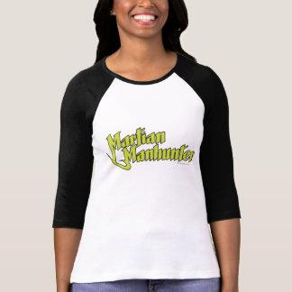 Martian Manhunter Logo T-shirts