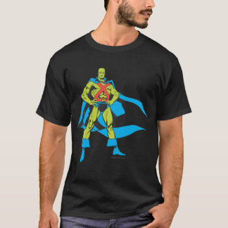 Martian Manhunter Poses T-Shirt