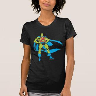 Martian Manhunter Poses T-Shirt