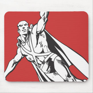 Martian Manhunter Soars 2 Mouse Pad