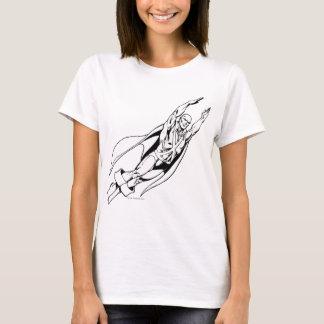 Martian Manhunter Soars 4 T-Shirt