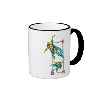 Martian Manhunter Soars Coffee Mug