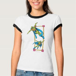 Martian Manhunter Soars T-Shirt