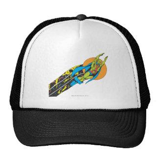 Martian Manhunter Takes Flight Trucker Hat