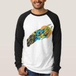 Martian Manhunter Takes Flight Tee Shirt