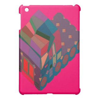 MARTIAN MARS Cab Over Engine Space Trucker No. 7 iPad Mini Cover