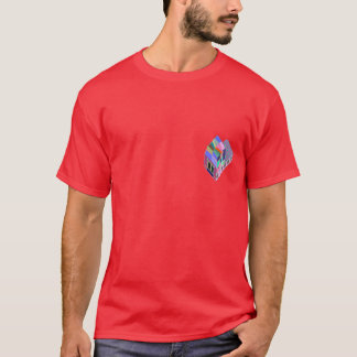 MARTIAN/MARS Red-5 T-Shirt