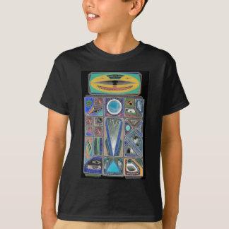 Martian Money -_- Negatory Good Buddy -_- 2 Robots T-Shirt