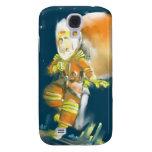 Martian Moon Galaxy S4 Case