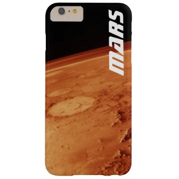 Martian Photographic Portrait Barely There iPhone 6 Plus Case