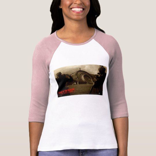 Martian Pit Cylinder T-Shirts