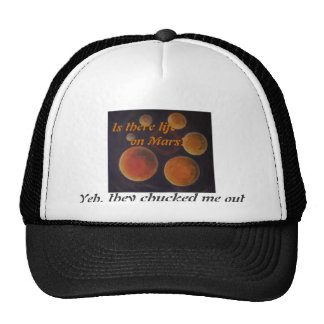 Martian Products Mesh Hats