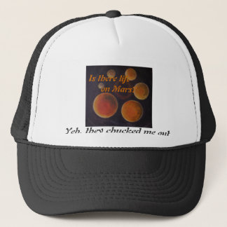 Martian Products Trucker Hat