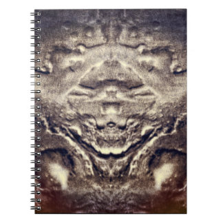 Martian Sky God Notebook