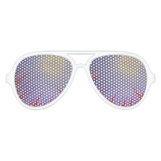 Martian Sun Aviator Sunglasses