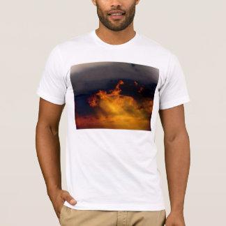 Martian Sunset by KLM T-Shirt