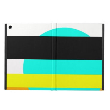 Martian sunset case for iPad air