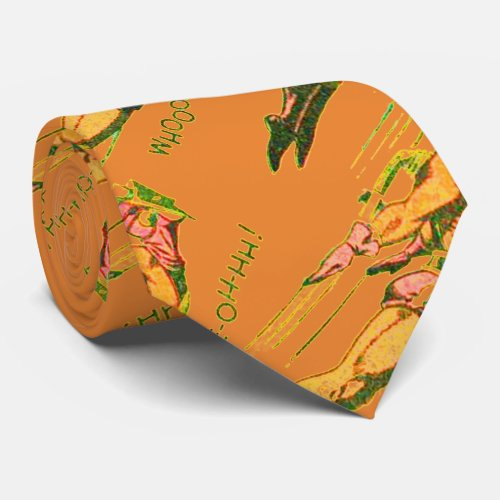 Martian Victory Yell Tie