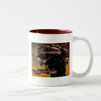 Martian War Machine Mug WarOfTheWorldsTheTrueStory