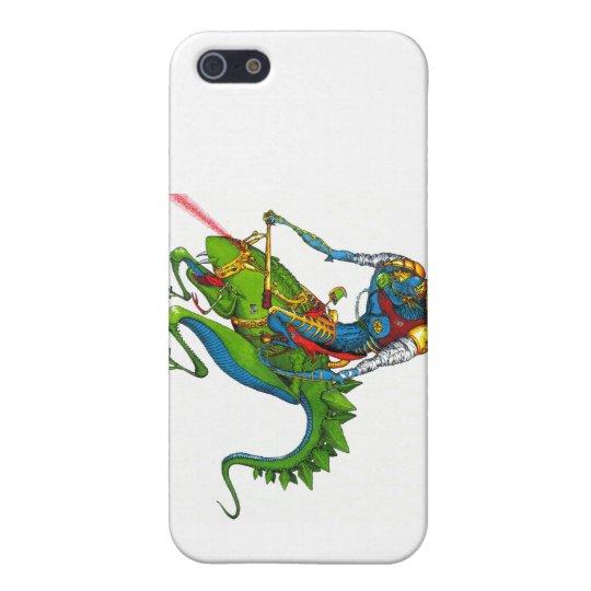 Martian Warrior Iphone 5 Case