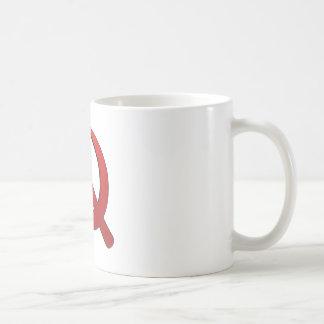 Martille y stickle taza clásica