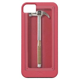 Martillo Funda Para iPhone 5 Barely There