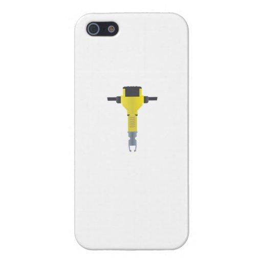 Martillo perforador iPhone 5 carcasa