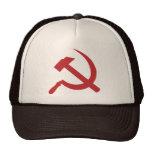 martillo y hoz de URSS del cccp Gorro De Camionero