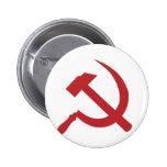 martillo y hoz de URSS del cccp Pin