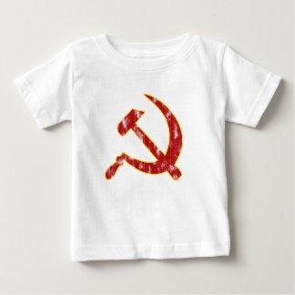 Martillo y hoz (mirada llevada) camisas