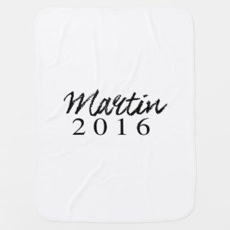 Martin 2016 Signature Stroller Blanket