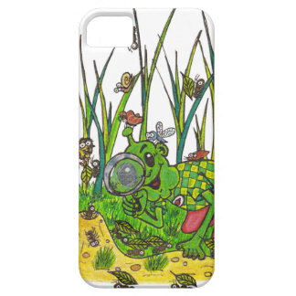 Martin and the Insects iPhone SE/5/5s Case