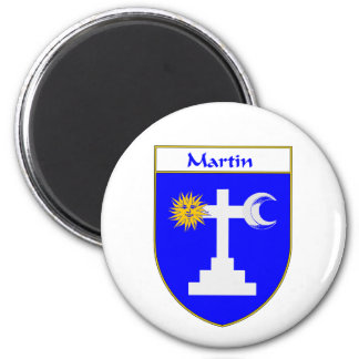 Martin Arms New Refrigerator Magnet