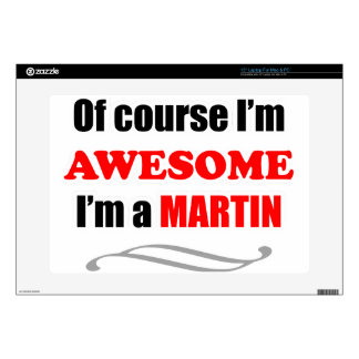 Martin Awesome Family Skin For Laptop