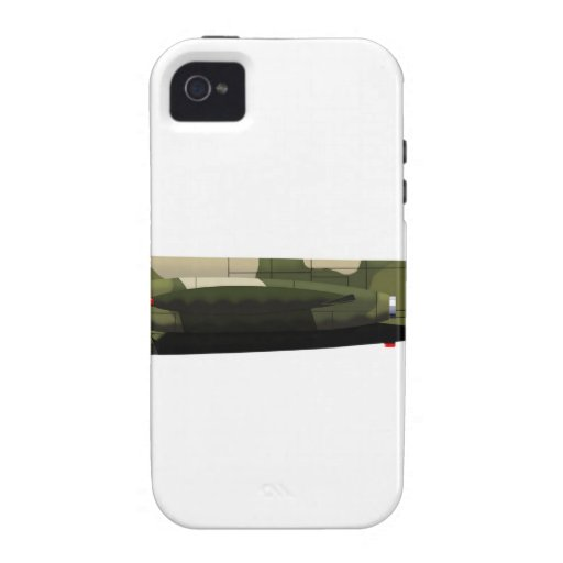 Martin B-57 Canberra iPhone 4/4S Fundas
