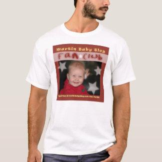 Martin Baby Blog Fan Club t-shirt