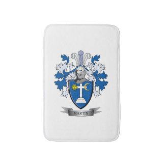 Martin Coat of Arms Bathroom Mat