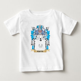 Martin- Coat of Arms - Family Crest Tee Shirt