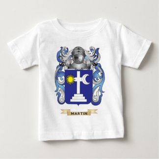 Martin Coat of Arms (Family Crest) Tee Shirt