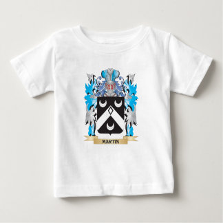 Martin Coat of Arms - Family Crest Tees