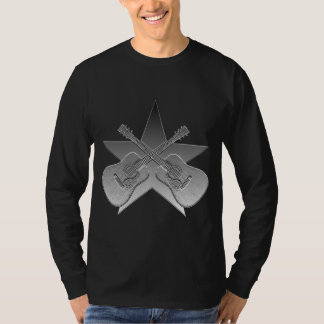 Martin D28 Metallic Star Tee Shirt