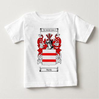 Martin (English) Coat of Arms Shirts