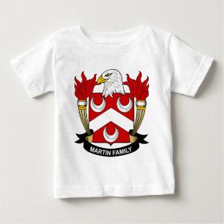 Martin Family Coat of Arms T-shirt